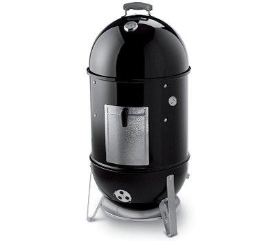 Weber 721001 Smokey Mountain Cooker Charcoal Smoker
