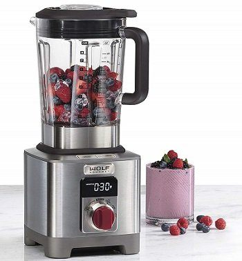 Wolf Gourmet WGBL100S High-Performance Blender