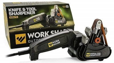 Work Sharp WSKTS-W Knife & Tool Sharpener