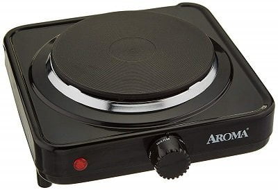 Aroma Housewares AHP-303 Electric Hot Plate