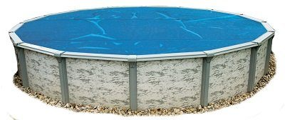 Blue Wave Solar Cover for Round Above-Ground Pool