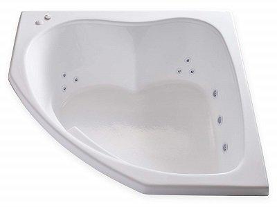 Carver Tubs SKC5555 Whirlpool Tub