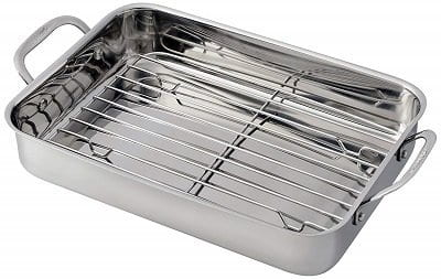 Cuisinart 7117-14RR Stainless Steel Lasagna Pan