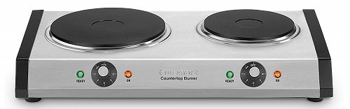 Cuisinart CB-60 Double Cast-Iron Hot Plates