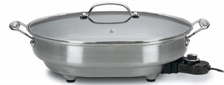 Cuisinart CSK-150 Oval Electric Skillet
