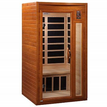 Dynamic Saunas AMZ-DYN-6106-01 Far Infrared Sauna