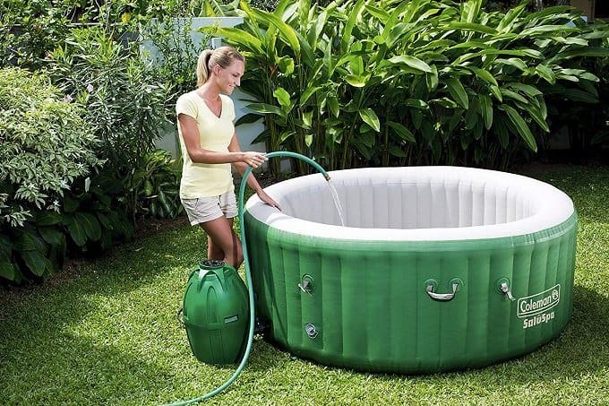 How to Buy the Best Inflatable Hot Tub