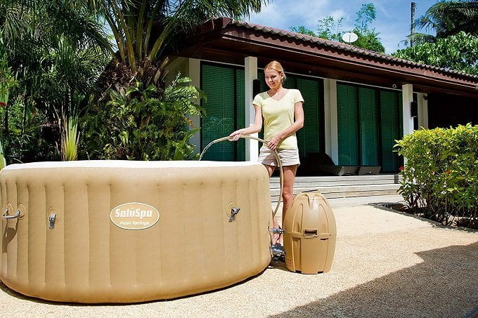 How to Buy the Best Portable Hot Tub