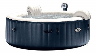 Intex Pure Spa Inflatable Heated Bubble Hot Tub