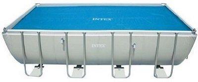 Intex Solar Cover Rectangular Frame Pool