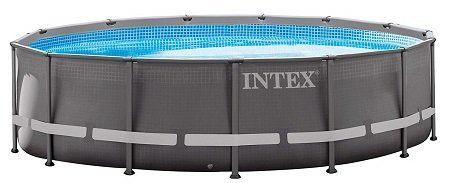 Intex Ultra Frame Above Ground Pool Set