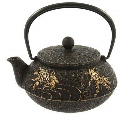 Iwachu Japanese Cast Iron Teapot