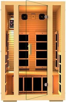 JNH Lifestyles 2-Person Far Infrared Sauna