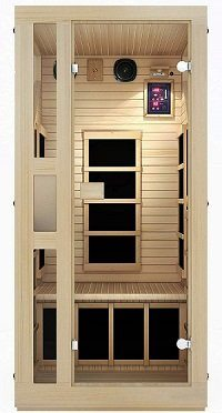 JNH Lifestyles NE1HB1 ENSI Far Infrared Sauna