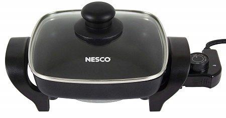 Nesco ES-08 1,800-Watt 8-Inch Electric Skillet