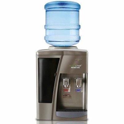 Nutrichef Countertop Hot & Cold Water Dispenser