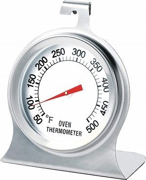 Admetior Stainless Steel Oven Thermometer