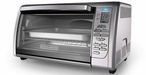 Black+Decker CTO63355 Countertop Convection Oven