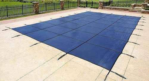 Blue Wave Rectangular InGround Pool Safety Cover