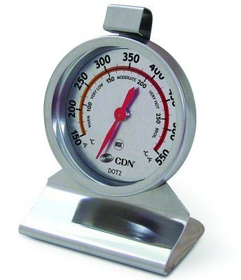 CDN DOT2 ProAccurate Manual Oven Thermometer