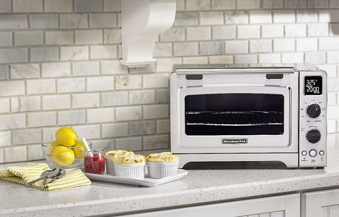 Can a Countertop Convection Oven Replace Your Microwave
