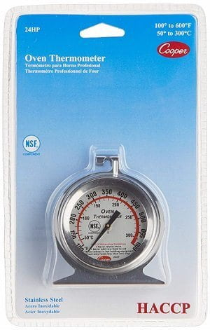 Cooper Atkins 24HP-01-1 Oven Thermometer