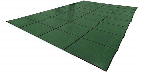 LI Rectangle Inground Pool Cover