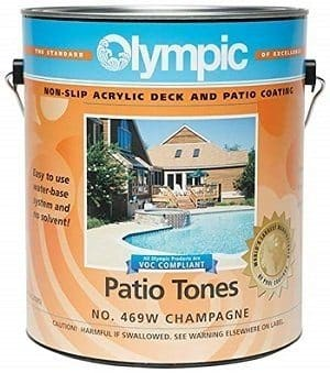 Kelley Technical Olympic Patio Tones Deck Coating