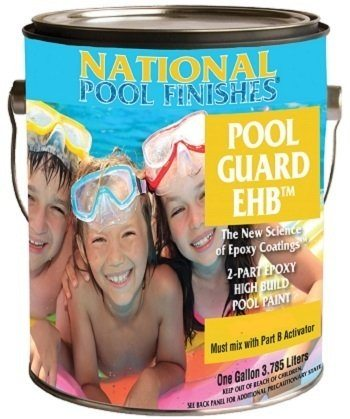 National Pool Finishes Pool Guard EHB Epoxy Pool Paint