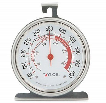 Taylor Classic Series Analog Oven Thermometer