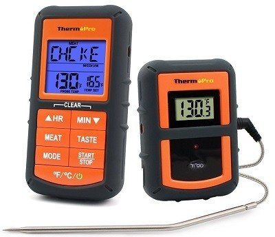 ThermoPro TP-07 Bluetooth Meat Thermometer