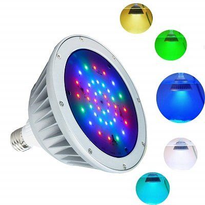 WYZM Color Changing LED Pool Light