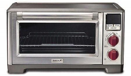 Wolf Gourmet WGCO100S Countertop Convection Oven