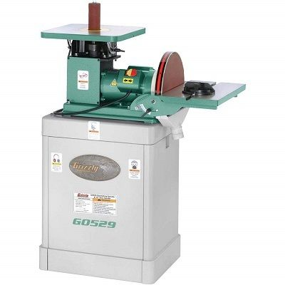 Grizzly G0529 Oscillating Spindle Sander