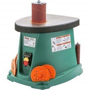 Grizzly G0739 Benchtop Oscillating Spindle Sander