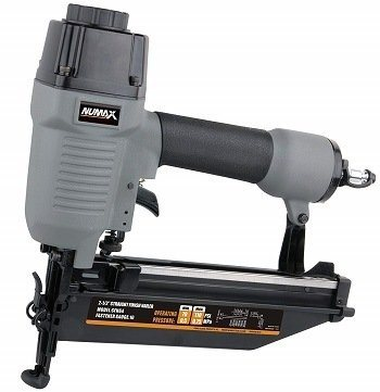 NuMax SFN64 Straight Finish Nailer