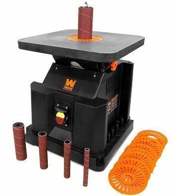Wen AT6535 Oscillating Spindle Sander