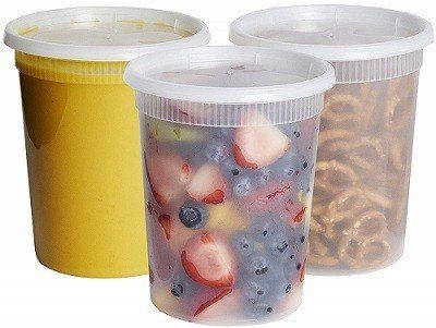 Comfy Package Freezer Containers