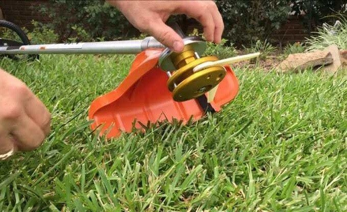 How to Install a String Trimmer Head