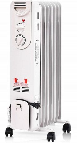 Tangkula Oil Radiator Heater