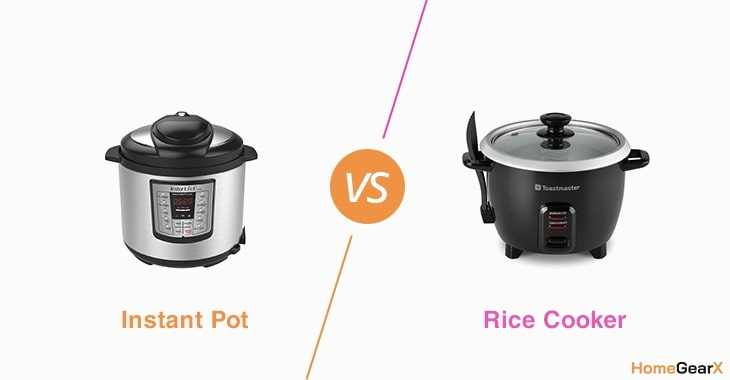 Instant Pot Vs Rice Cooker Which Is Better For Your Needs