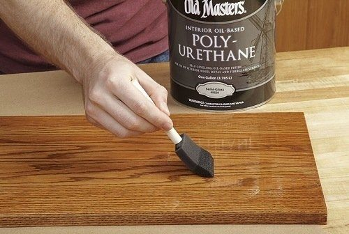 Polycrylic vs  Polyurethane