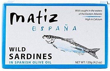 Matiz Espana Olive Oil Canned Sardine