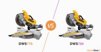 Dws779 vs. Dws780