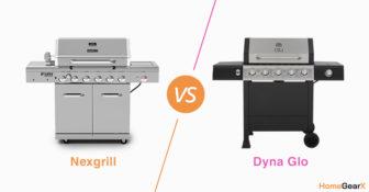 Nexgrill vs. Dyna Glo