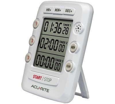 AcuRite 00482 Digital Kitchen Timer