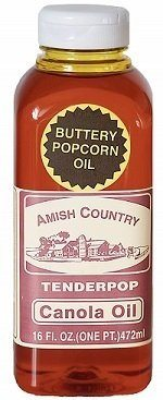 Amish Country Flavored Popcorn Oil