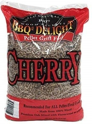 BBQ'rs Delight Cherry Flavor Wood Pellets