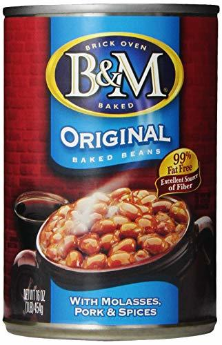 B&M Canned Baked Beans