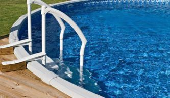 Best Above-Ground Pool Ladder